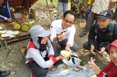 Berusia 1 Abad, Durian Kunyit dari Kalimantan Pemenang Kontes Durian