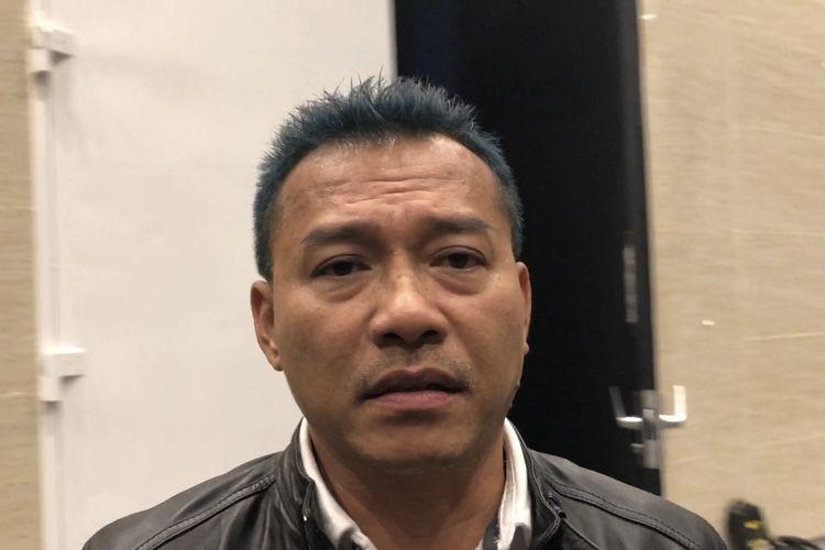 Anang Hermansyah ditemui usai acara Indonesian Idol X 2019 di kawasan di MNC Kebon Jeruk, Jakarta Barat, Selasa (19/11/2019)