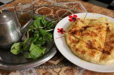 Baghrir, Crepes Tradisional Teman Minum Teh di Maroko