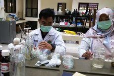 Cegah Virus, Mahasiswa UNY Ciptakan Sabun Cuci Tangan dari Daun Jambu Air