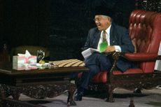 85 Tahun Habibie, Ginandjar Kartasasmita: Jasanya Selesaikan Krisis Ekonomi 1998 Harus Diingat