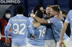 Hasil Lazio Vs Sampdoria - Biancocelesti Tembus Empat Besar, Gusur Juventus