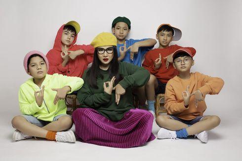 Bercermin dari Pandemi, Titi DJ Bentuk Grup Vokal Anak-anak