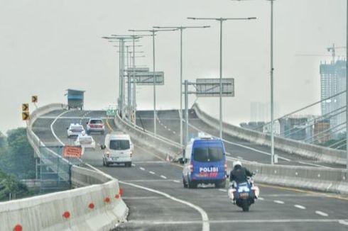 Alasan Kenapa Kecepatan Kendaraan di Tol Layang Jakarta-Cikampek Dibatasi