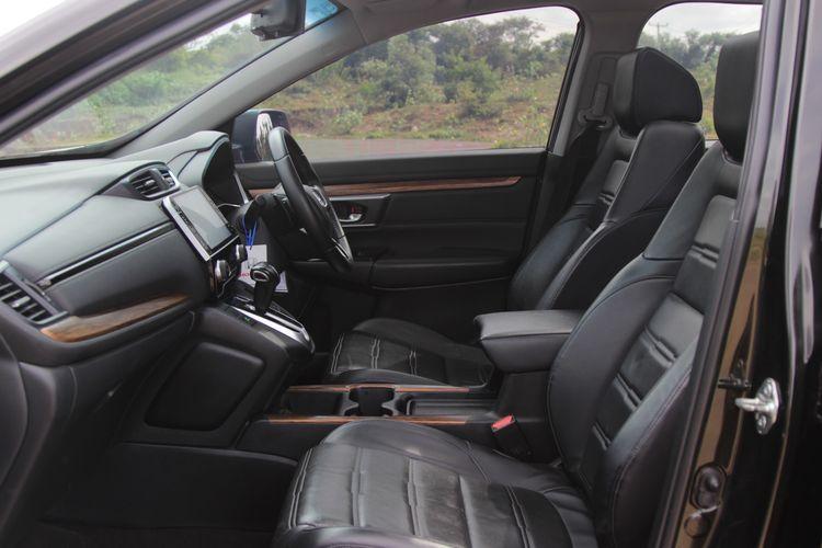 Honda CR-V Prestige Turbo tahun 2017 masih layak dilirik untuk kendaraan harian.