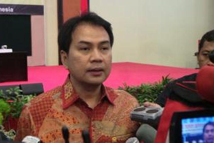 Ketua Komisi III DPR Aziz Syamsuddin
