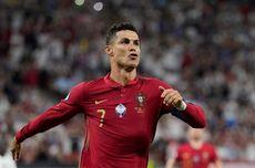 Penghias Laga Portugal Vs Perancis, Ronaldo Ukir 5 Catatan Memukau