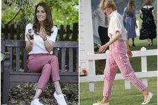 Melihat Kate Middleton Pakai Celana