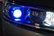 Ragam Modifikasi Lampu Mobil, Ada Jenis Lampu Knight Rider