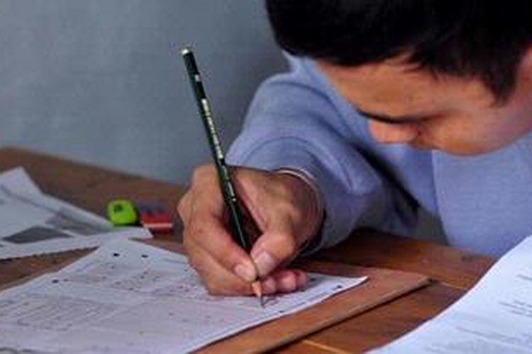 Ilustrasi Ujian Nasional