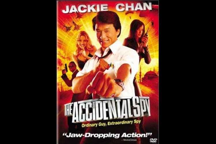 Poster film The Accidental Spy (2001) yang tayang malam ini, Senin (2/11/2020) di Trans TV.