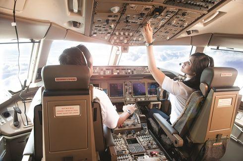 Tak Banyak Pilot TNI AU Bisa Gantikan Pilot Garuda yang Mogok