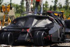 Mobil Batman Tiruan Dijual Rp 189 Juta