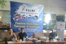 Pameran Sains Anak Terbesar di Indonesia Akan Digelar Minggu Depan