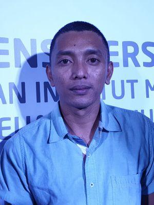 Andi Malewa, pendiri Institut Musik Jalanan (IMJ)