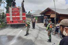 Debu Vulkanik Gunung Sinabung Menerjang 4 Wilayah