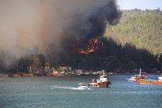 VIDEO: Kebakaran Hutan Turki Merambat ke Kota, Ada 53 Titik Api, 3 Orang Tewas