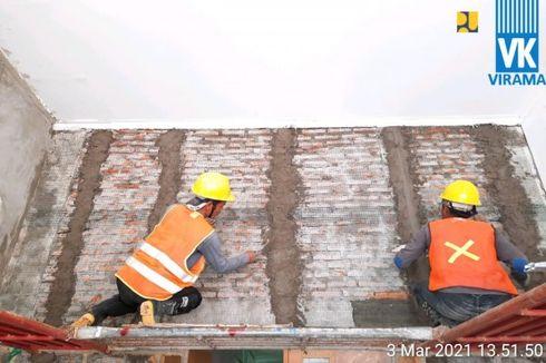 Pasca-gempa, 82 Bangunan Rusak di Sulbar Direhabilitasi