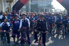 Sepeda Nusantara di Keindahan Kota Batu
