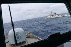 Bakamla Masih Berupaya Usir Kapal Coast Guard China dari Laut Natuna Utara