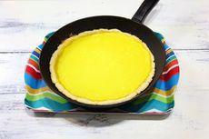 Resep Pie Susu Teflon, Camilan Manis yang Banyak Dibuat Saat Pandemi