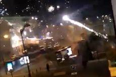 [Video] Kantor Polisi di Perancis Diserang dan Ditembaki dengan Kembang Api
