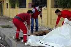 AU Suriah Serang Ibu Kota ISIS, 63 Tewas