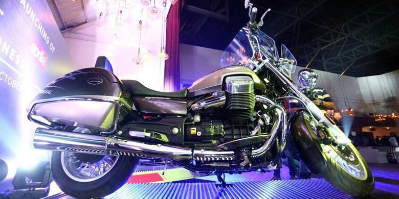 Moto GUzzi California Touring SE, menjadi pilihan baru untuk para penyuka touring.