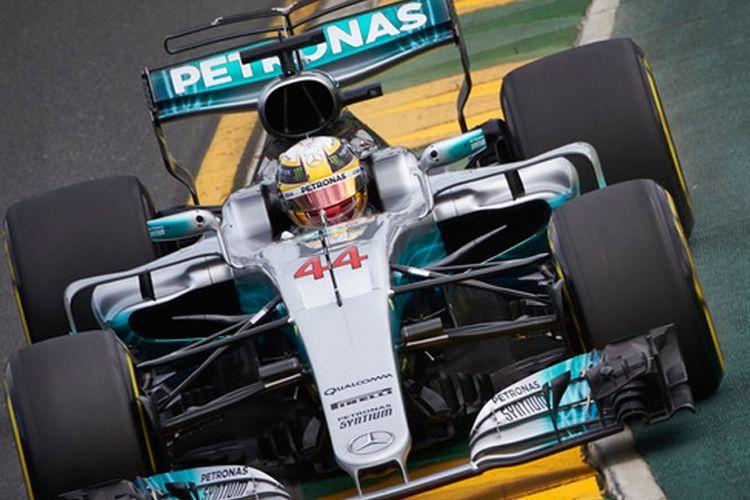 Hamilton pimpin sesi latihan bebas kedua F1 Australia.