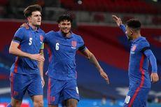Inggris Vs Irlandia - Maguire Cetak 1 Gol, The Three Lions Menang Telak