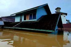12 Kecamatan di Sintang Kalbar Terendam Banjir, Ketinggian Air Capai 2 Meter
