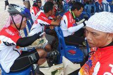 Jelajah Sepeda, Santap Mi Kocok Blangpidie Sebelum ke Tapak Tuan