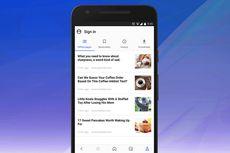 Diperbarui, Browser Opera Android Bisa Simpan Situs di Kartu MicroSD