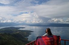 Huta Ginjang, Tempat Terbaik Melihat Pemandangan Danau Toba