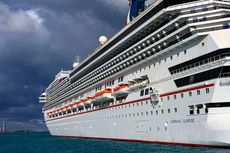 Perusahaan Kapal Pesiar Carnival Cruise Line Batalkan Hampir Seluruh Pelayaran Tahun Ini
