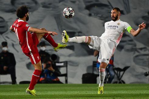 Jadwal Liga Champions Malam Ini, Siaran Langsung Liverpool Vs Madrid
