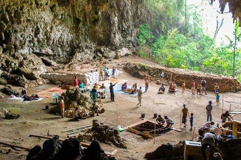 Liang Bua, Jejak Manusia Kerdil Indonesia di NTT, Diduga Berasal dari 18.000 Tahun Lalu