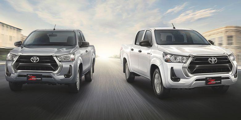 Toyota Hilux Revo 2020 meluncur di Thailand.
