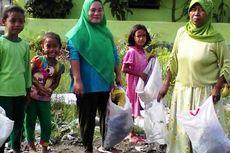 Sampah Jadi Sumber Biaya Berobat, Kursus Bahasa Inggris dan Uang Belanja