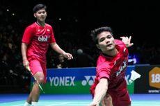 Indonesia Masters 2020, Ricky/Angga Kalah dari Kim Gi Jung/Lee Yong-dae