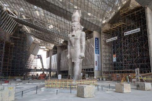 Museum Arkeologi Terbesar di Dunia Resmi Dibuka Tahun 2020