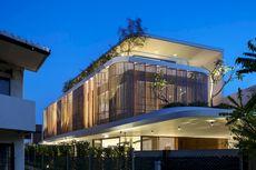 Bambu, Material Paling Cocok untuk Rumah Minimalis Tropis