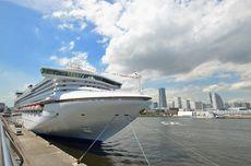 40 Warga AS yang Positif Virus Corona di Kapal Pesiar Diamond Princess Tak Dievakuasi