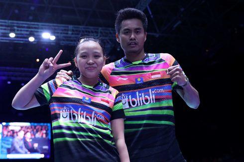 Hasil Indonesia Open 2019, Owi/Winny Menang Mudah atas Wakil India
