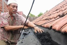Bertahun-tahun Warga Magetan Rasakan Dampak Buruk Hujan Abu Pabrik Gula