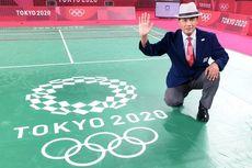 Jadi Wasit Bulu Tangkis Olimpiade Tokyo, Guru SMP di Gunungkidul Ini Sudah Singgahi 77 Negara