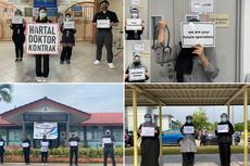 Dokter Malaysia Mogok, Parlemen Akhirnya Aktif Usai Tujuh Bulan Vakum Ditengah Lonjakan Covid-19