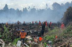 Kebakaran Hutan dan Lahan Mulai Muncul di Riau