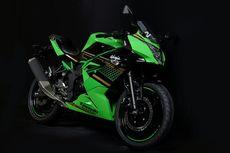 Lebih Agresif, Ninja 250SL Pakai Livery Kawasaki Racing Team