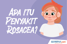 INFOGRAFIK: Apa Itu Penyakit Rosacea?